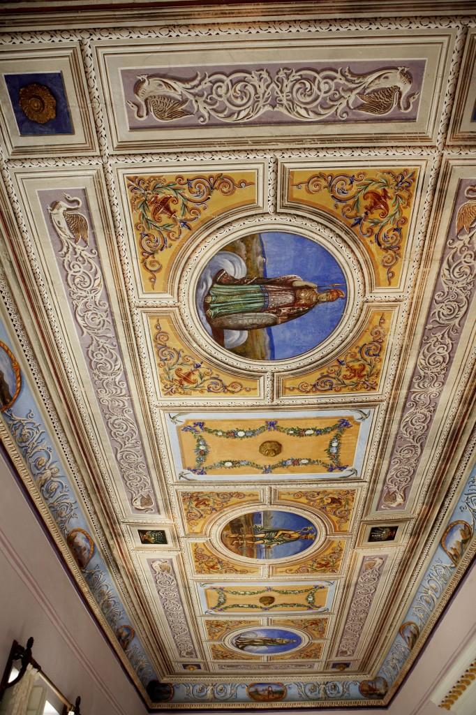 ceiling hermes lounge
